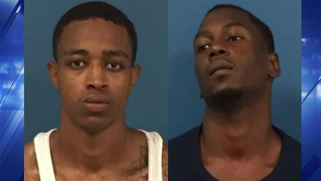(L-R) Wlater Dallas, Anthony Smith (Rolla Police Department)