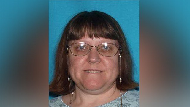 The St. Louis County Police Department are looking for a woman who went missing after walking away from St. Anthony's hospital Wednesday. (Credit: St. Louis County Police Department)