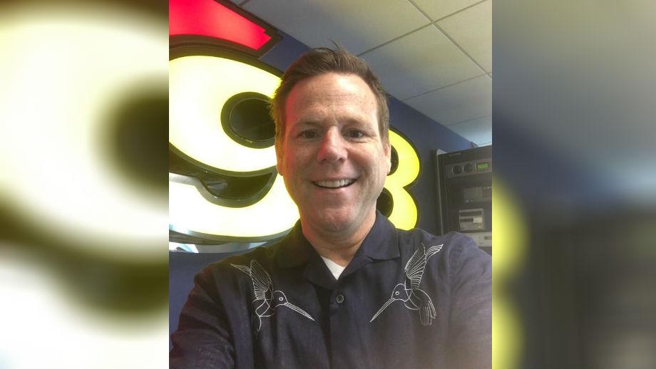Y 98 radio host Paul Cook. (Credit: Paul Cook)