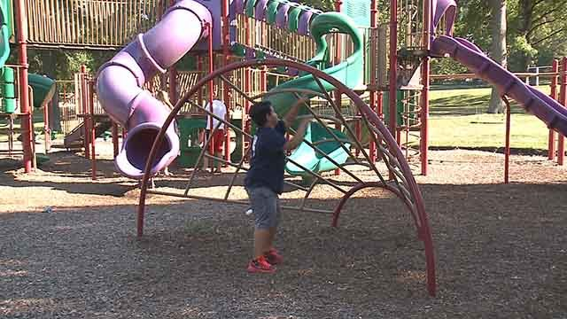 A move to try and make a popular park safer for everyone is seeing some push back tonight in St. Ann. (Credit: KMOV)