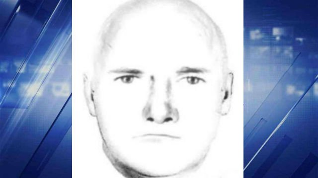 Composite sketch of the person of interest. (Ballwin Police Department)