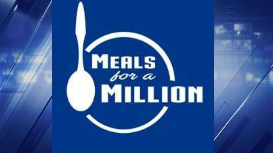On Aug. 26 and 27 at the St. Charles Family Arena, a co-operative food-packaging event is taking place to produce and distribute 1 million dried non-perishable meals to starving people in the St. Louis area. (Credit: Meals for a Million)