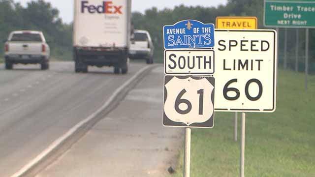 Highway 61. Credit: KMOV