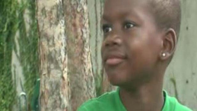 Ja'Keem Jones, 7, is looking for help solving his mother's 2015 murder (Credit: KMOV)