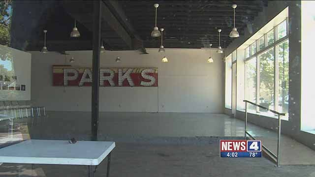Old North St. Louis provisions is expected to open in this space in January, 2018. Credit: KMOV
