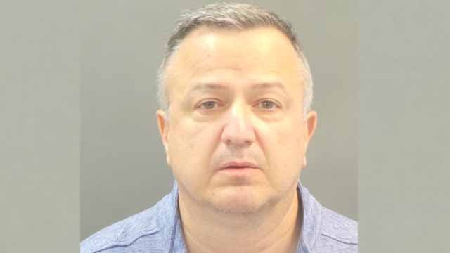 Mark Colao, 59, is charged with resisting arrest, leaving the scene of an accident and operating a motor vehicle in an imprudent manner.. Credit :SLMPD