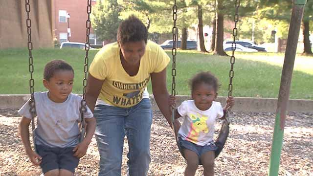A family of 11 is struggling to make ends meet after losing their home to a fire earlier this summer, and now the community is stepping in to help. Credit: KMOV