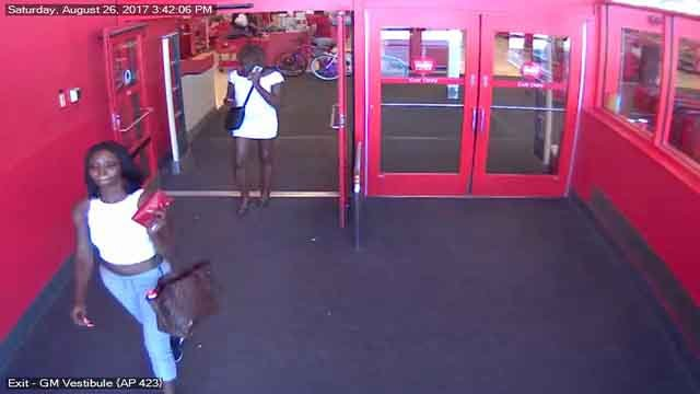 Police are searching for these people suspected of breaking into cars in Valley Park and stealing credit cards (Credit: St. Louis County Police Department)