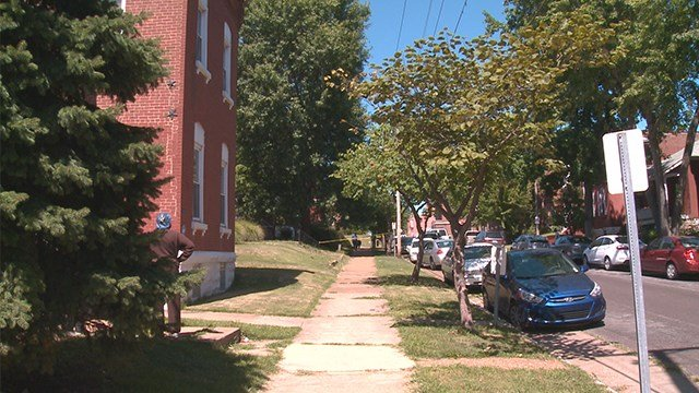 One person was injured after a shooting in St. Louis early Saturday afternoon.(KMOV)