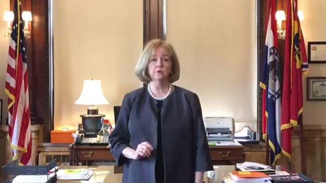 St. Louis Mayor Lyda Krewson shared her thoughts ahead of Stockley verdict (Credit: Mayor's office)