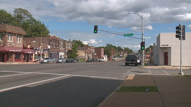 A plan by a St. Louis alderman is in the works to revitalize Natural Bridge Avenue in North City in the hopes of creating jobs and lowering crime. (Credit:KMOV)