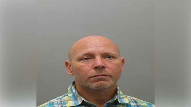 House painter accused of stealing several pieces of jewelry over two month period. (Credit: St. Louis County Police Department)