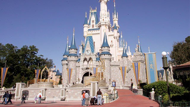 Walt Disney World's Magic Kingdom (AP Photo/Reinhold Matay, FILE)