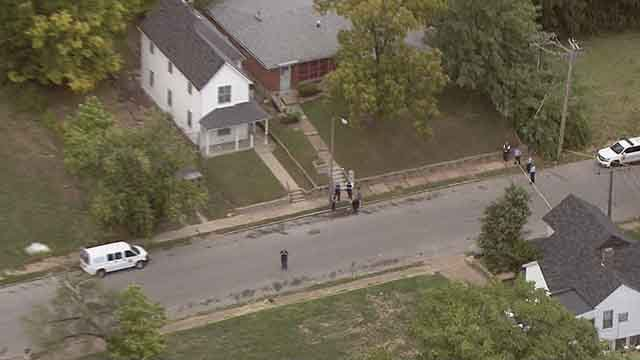 Authorities said a victim was fatally shot in the 5300 block of Wabada. Credit: KMOV