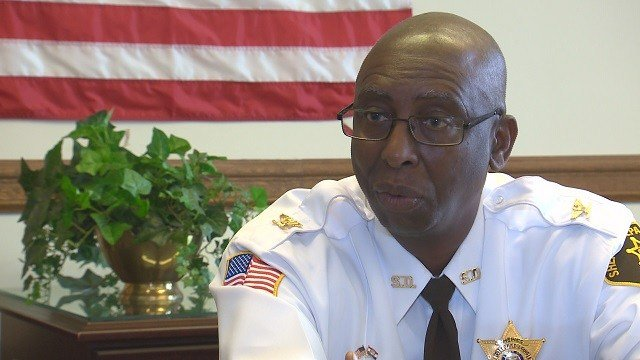 (Credit: The St. Louis City Sheriff said he is taking precautions ahead of the Jason Stockley verdict.