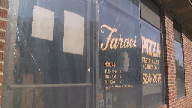 A few businesses in Ferguson are preparing for potential protests following a possibility of the Stockley verdict Friday. (Credit: KMOV)
