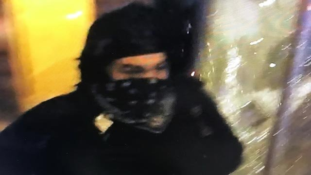 Photo of subject wanted for property destruction (Credit: CrimeStoppers)