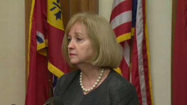 St. Louis Mayor Lyda Krewson. (Credit: KMOV)