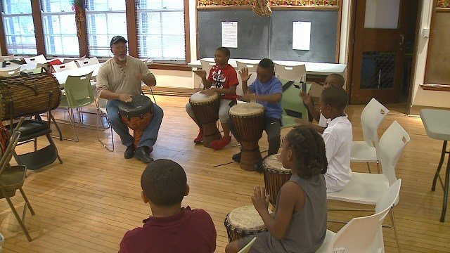 The Better Family Life Center is offering an after-school program for students in the St. Louis area. (Credit: KMOV)