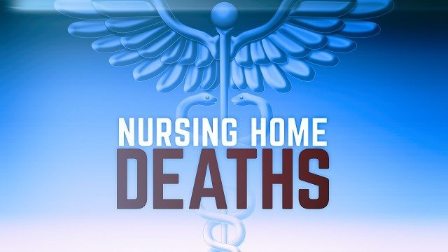A federal report says a St. Louis County nursing home resident choked and died in July after a mishandled tube feeding.
