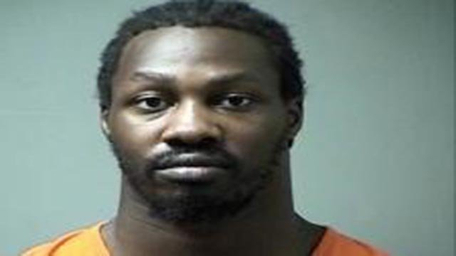 Michael Johnson was sentenced to 10 years in prison (Credit: St. Charles County Jail)