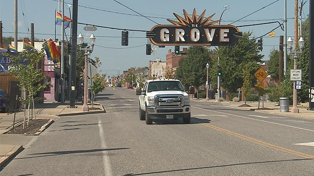 The Grove. (Credit: KMOV)