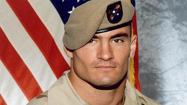Cpl. Pat Tillman is seen in a this 2003 file photo provided by Photography Plus (Credit: AP Photo / Photograph Plus via Williamson Stealth Media Solutions, FILE)