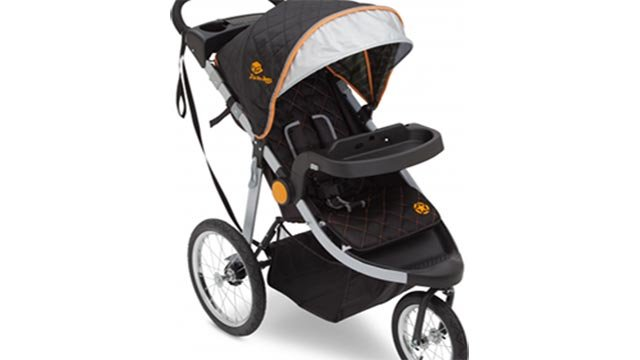 The 'J is for Jeep' jogging stroller (Credit: Consumer Product Safety Commission)