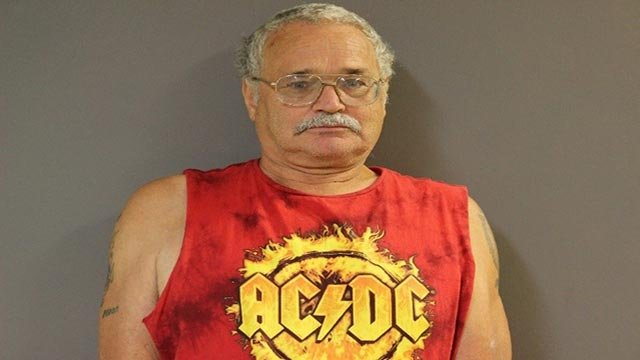 Rick Bicknell, 60, is accused of sexually assaulting two family members (Credit: Police)