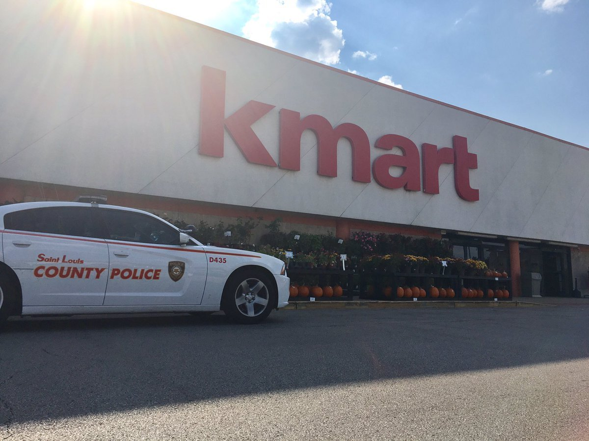 A woman, 75, was carjacked outside this Kmart on Lemay Ferry Road in South County on Tuesday, police said.