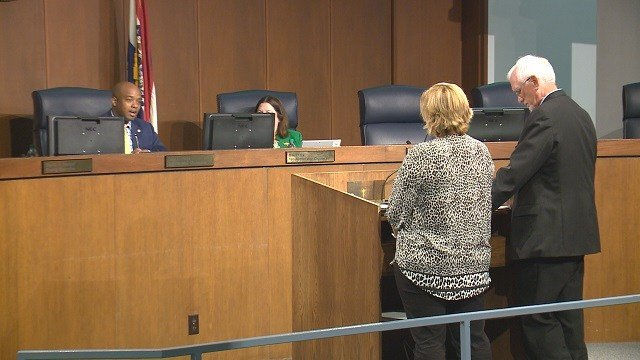 The Missouri House Special Committee on Urban Issues held a public hearing to address issues impacting minorities all across the state of Missouri. (Credit: KMOV)