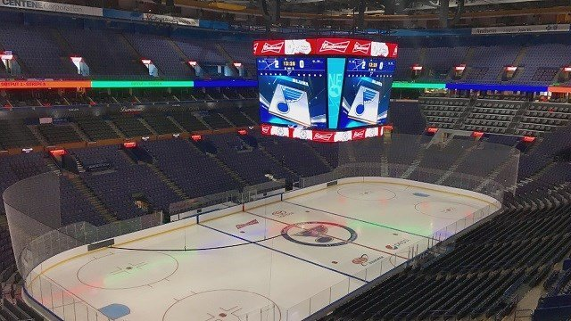 Upgrades to the Scottrade Center could be paid for by customers under a new proposal. (Credit: KMOV)