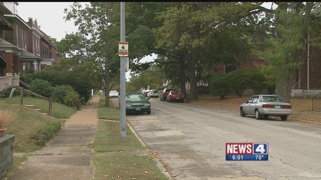 Residents of the Carondelet neighborhood are looking into hiring off-duty officers to patrol the neighborhood. Credit: KMOV
