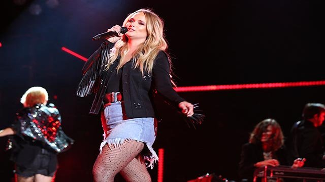 Artist Miranda Lambert performs at the 2017 CMA Music Festival at Nissan Stadium on Thursday, June 8, 2017 in Nashville, Tenn. (Photo by Laura Roberts/Invision/AP)