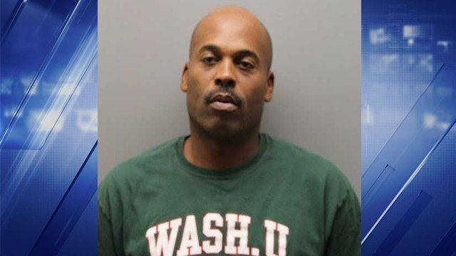 Eric Von Stevenson Jr. charged in connection with a Cahokia bank robbery. (Cahokia PD)
