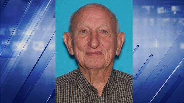 Endangered Silver Advisory issued for James Rosewall, 84. (Credit: St. Louis County PD)