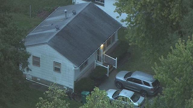 Police are investigating after an early morning double shooting in Spanish Lake (Credit: KMOV)