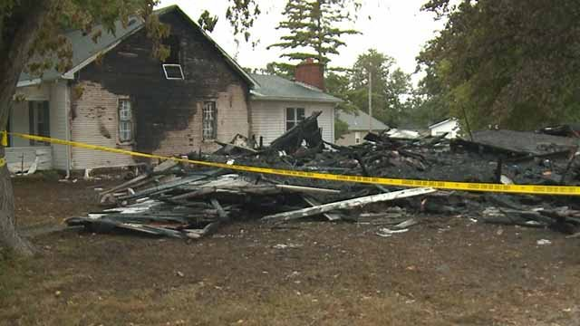 A 4-year-old died and other children were hospitalized after a fire in Pocahontas. Credit: KMOV