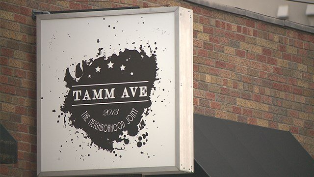 Tamm Avenue Grill in St. Louis, Mo. (Credit: KMOV)