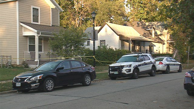 Police are investigating after a 17-year-old boy was shot and killed while allegedly playing with guns in University City Saturday afternoon. (Credit: KMOV)