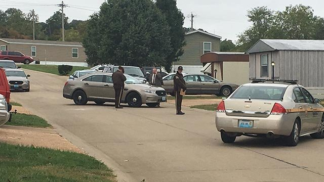 Major Case Squad detectives were called to a homicide scene in Fenton on Wednesday morning (KMOV)