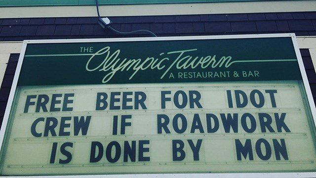 Facebook: The Olympic Tavern