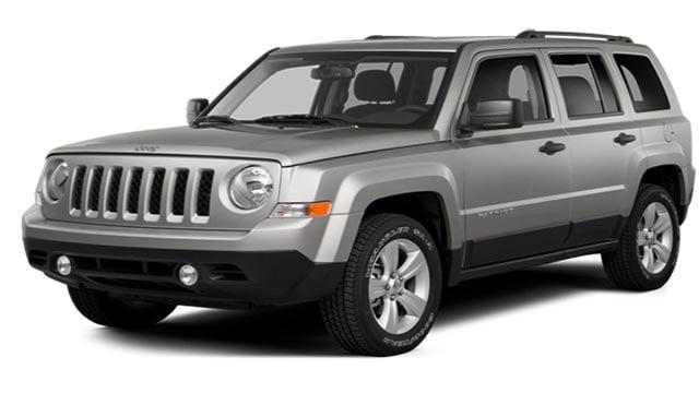 Jeep Patriot (Credit: Jeep)
