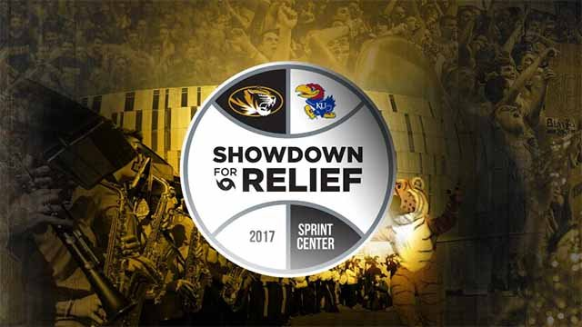 Mizzou and Kansas will play for an exhibition game in Kansas City on Oct. 22. The proceeds will go towards hurricane relief. Credit: Mizzou Athletics