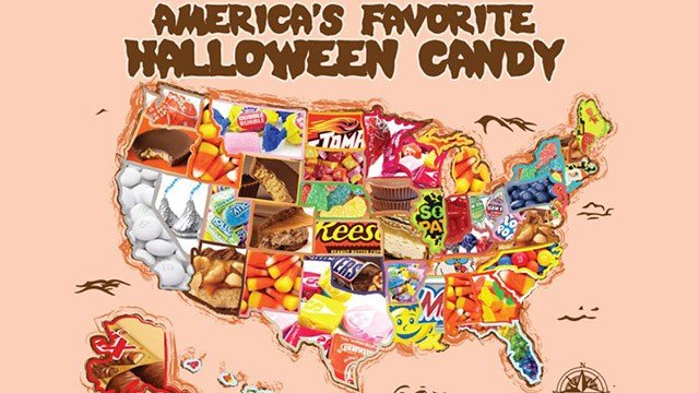 Picking up candy for Halloween? This is MA  favorite treat