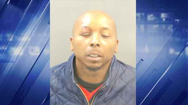Police have arrested a person of interest in connection with two separate weekend shootings in St. Louis. (Credit: SLMPD)