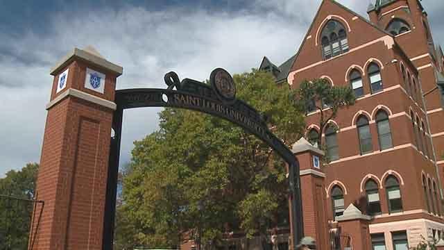 Saint Louis University (Credit: KMOV)