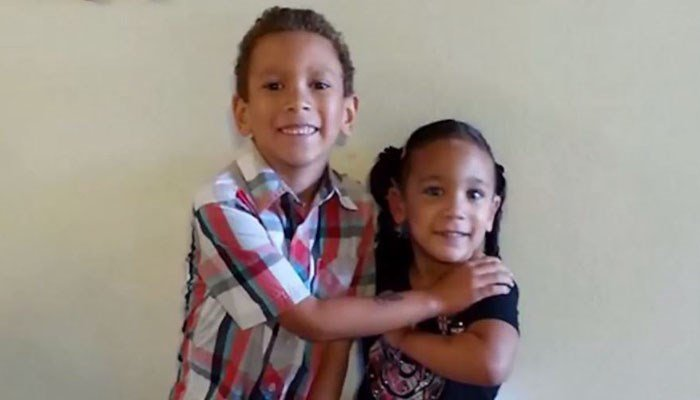 Noah Murphy, 7, and Sofia Murphy, 5, were pronounced dead Tuesday at the hospital. (Source: KRDO/Colorado Springs Police/CNN)
