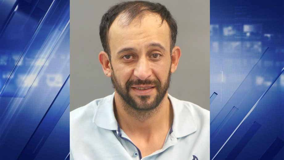 Taleb Rebhi Ali Jawher, 39, is accused of shooting Christopher Simmons, 34, outside a Phillips 66 in North City. Credit: SLMPD