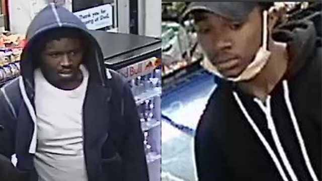 Persons of interest in the South City homicide on October 18. (Credit: St. Louis Police)